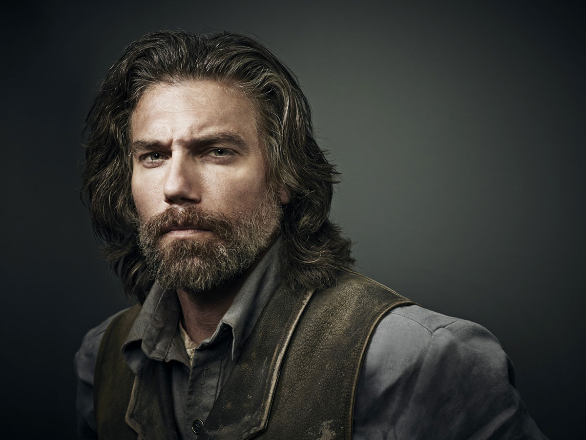 Cullen Bohannon and Hell on Wheels
