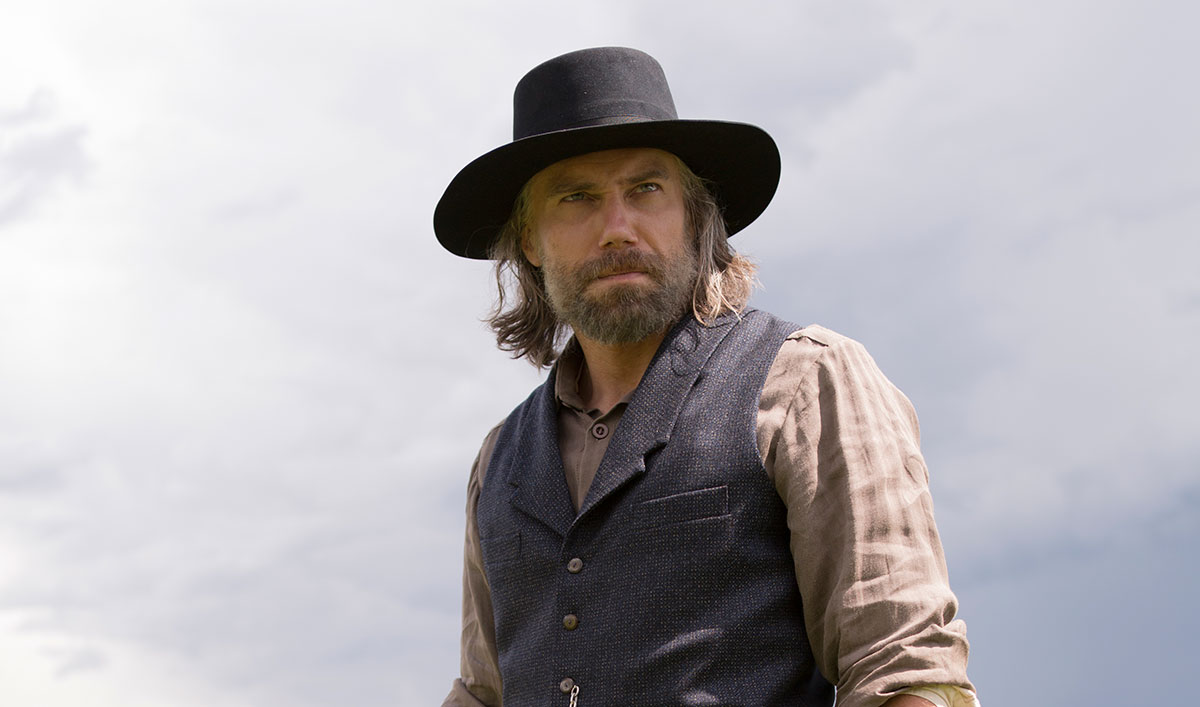 Hell on Wheels episode about the American Wild West